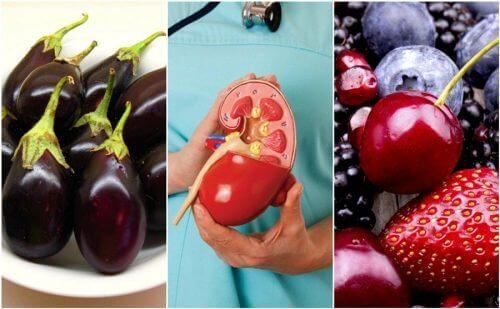 Paranna munuaistesi terveyttä näillä 8 ruoka-aineella
