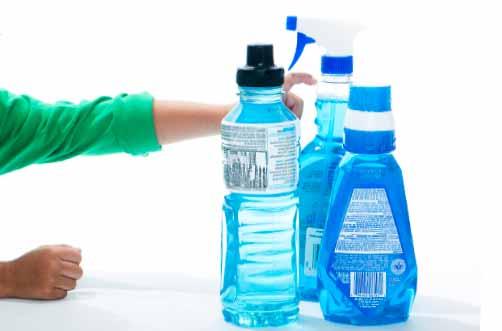 kaikkia vesipulloja ei kannata käyttää uudelleen