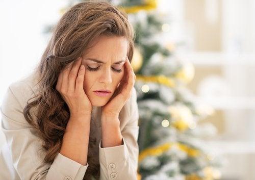 päänsärky ja stressi