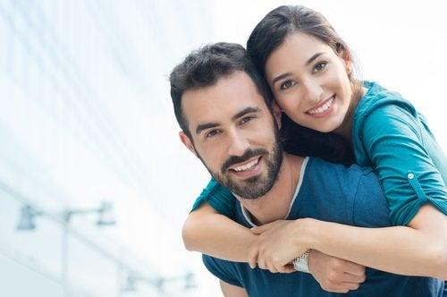 loistava suhde naisen ja miehen välillä
