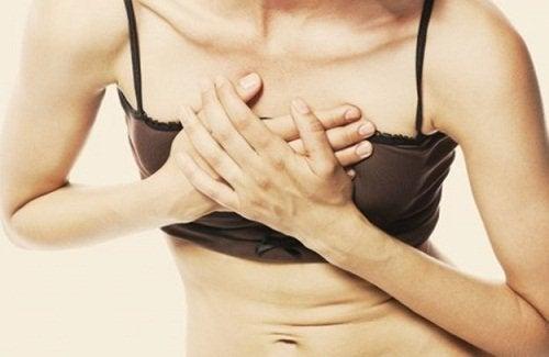 rintakipu tai angina pectoris