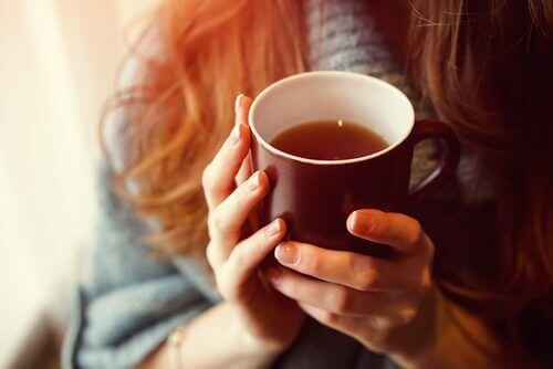 kupillinen teetä