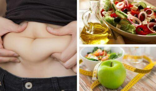 dieetillä olo on syömistä terveellisesti