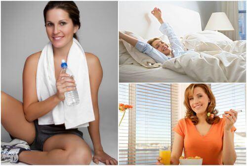 5 tehokasta tapaa lisätä energiaa arjessa