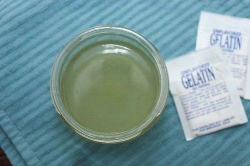 kokeile gelatiinia nivelkipujen hoitoon