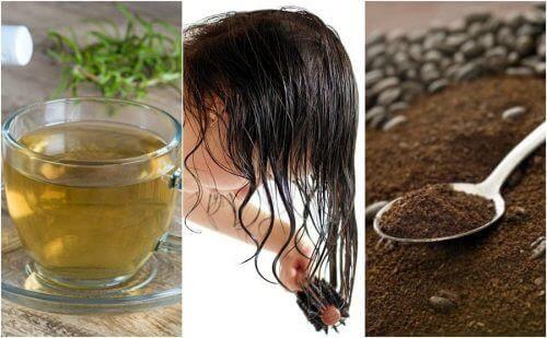 5 hoitoa hiusten ennenaikaiseen harmaantumiseen