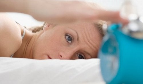 elohiiri voi johtua unettomuudesta