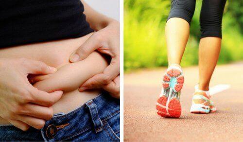Päivittäisen kävelyn 4 terveyshyötyä