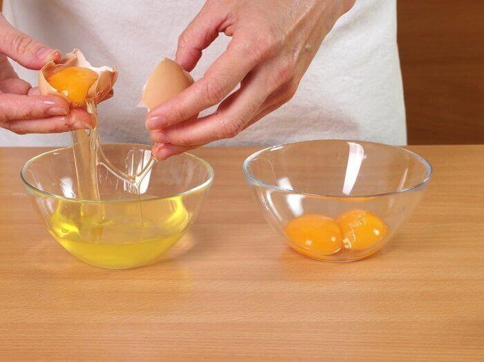 kananmunan erottelu