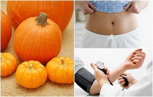 Kurpitsan syömisen 5 uskomatonta hyötyä