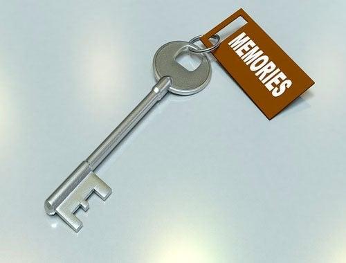 avain muistoihin
