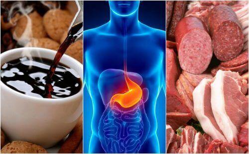 8 närästystä aiheuttavaa ruokaa