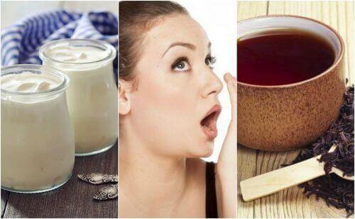 Taistele pahanhajuista hengitystä vastaan näillä 7 hoitokeinolla