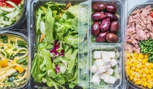 Nauti herkullinen ja terveellinen salaatti viikon joka päivä