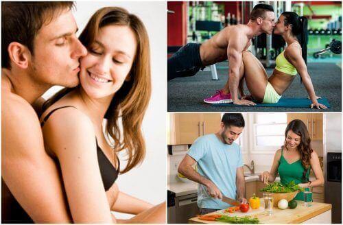 6 seksielämää parantavaa tapaa