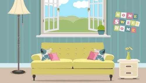 7 vinkkiä kodin pitämiseksi siistinä