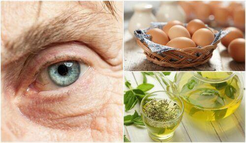 Suojaa silmäsi verkkokalvon ikärappeumalta näiden 7 ruoan avulla