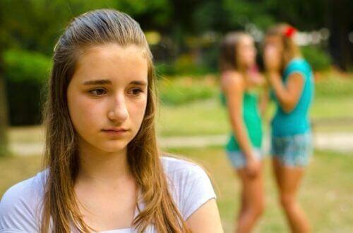kuinka tiedät jos lastasi kiusataan