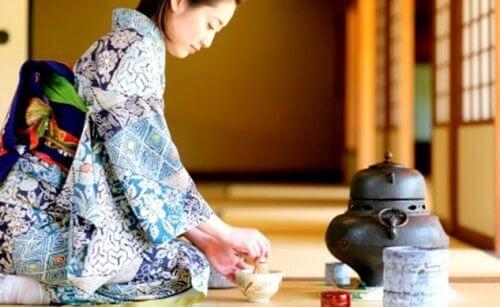 japanilainen rentoutusmenetelmä