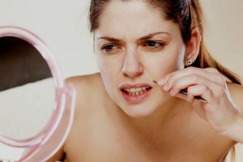 kasvojen liikakarvoitus aiheuttaa harmia