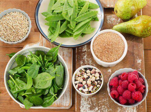 suoliston kasvusto paremmaksi ruoan avulla