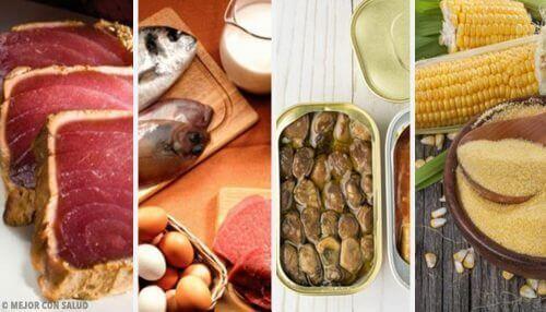 Tiedätkö, missä kuudessa ruoassa on eniten myrkkyjä?