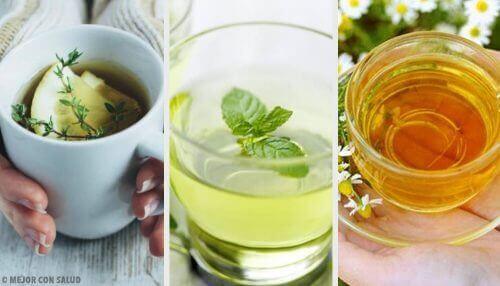 6 parasta teetä unen edistämiseksi
