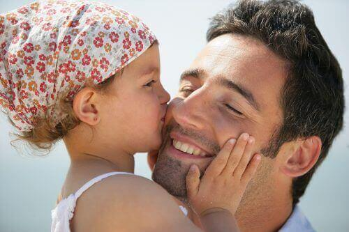 isän ja tyttären onni
