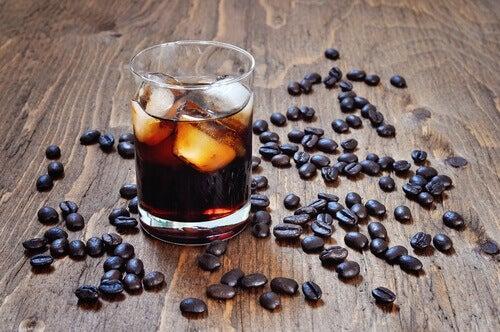 kofeiinipitoiset juomat