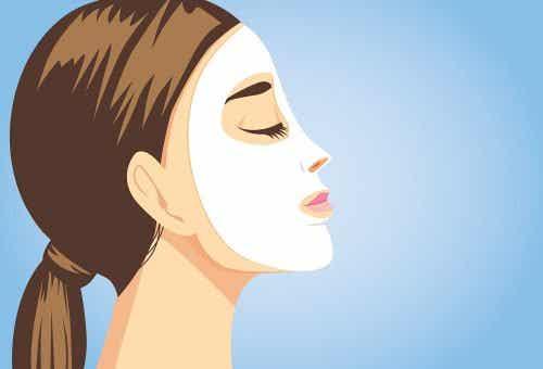Luonnolliset kasvonaamiot, jotka kirkastavat ihoa välittömästi