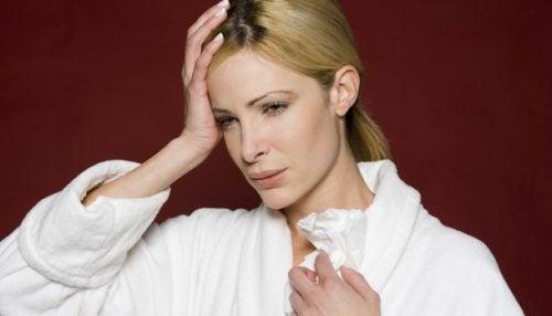 Mikä aiheuttaa yölliset päänsäryt?