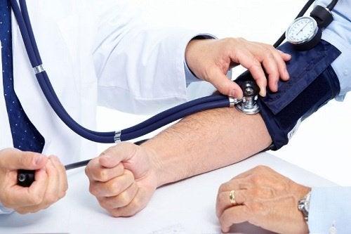 valvominen ei hyväksi verenpaineelle