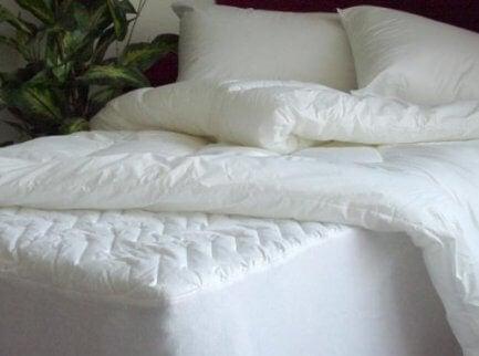 Patjan ja tyynyjen helppo desifiointi
