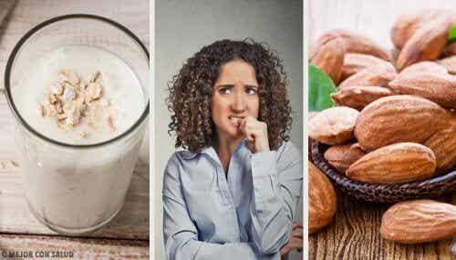 10 ruokaa, jotka auttavat ahdistusta vastaan