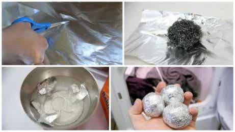 8 kekseliästä tapaa käyttää alumiinifoliota