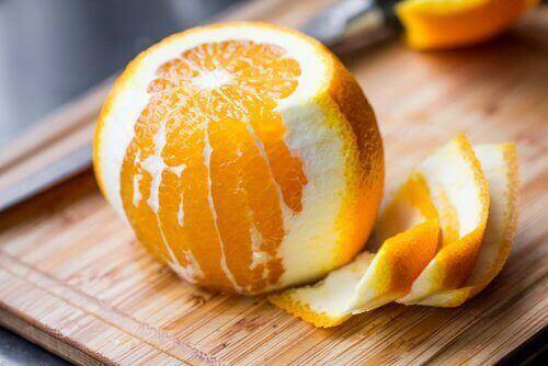 appelsiini ummetusta vastaan