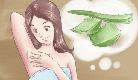 5 luonnollista kotitekoista deodoranttia