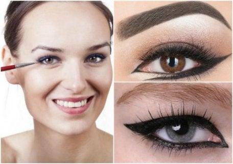 6 virkistävää vinkkiä eyelinerin käyttöön