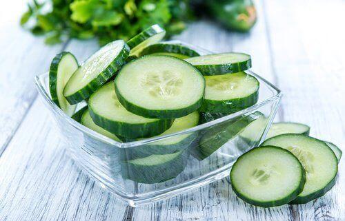 kannattaa syödä kurkkua päivittäin