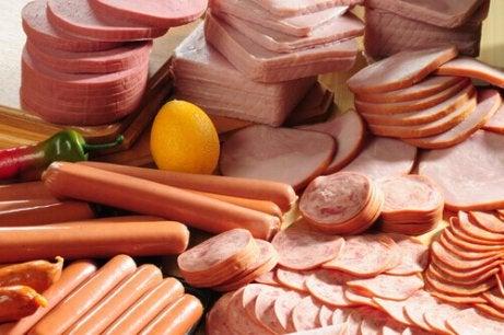 jalostetut lihatuotteet