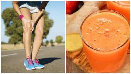 Vahvista luita ja lievitä nivelkipua luonnollisella juomalla