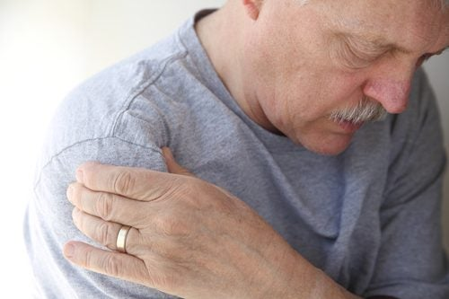 olkapään jännetulehdus tuottaa paljon kipua