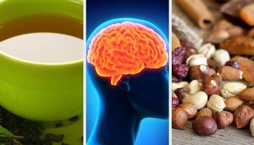 Muistia parantavat ruoat ja vinkkejä aivojen stimuloimiseksi