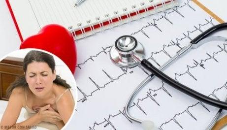 6 epätavallista syytä sydämentykytykseen