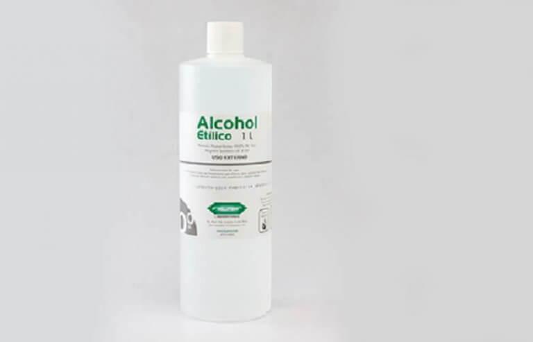 alkoholilla eroon kynsisienestä
