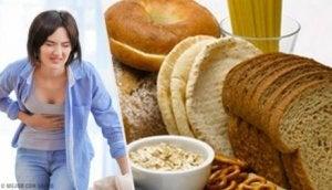gluteeniallergian oireet