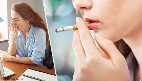 6 vaarallista tapaa, jotka ovat yhtä haitallisia kuin tupakointi