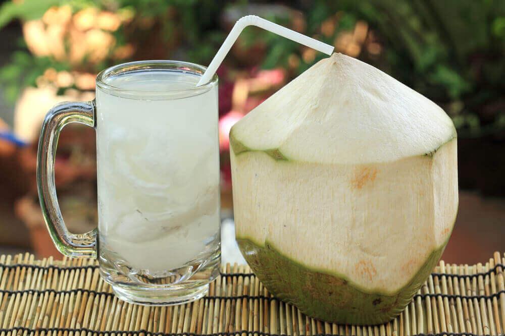 kookosvedellä eroon virtsarakontulehduksesta