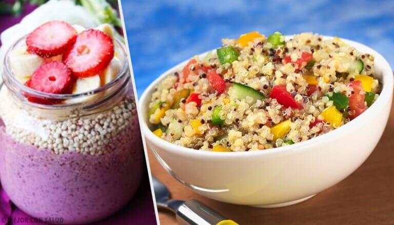Miksi kvinoan syönti kannattaa?