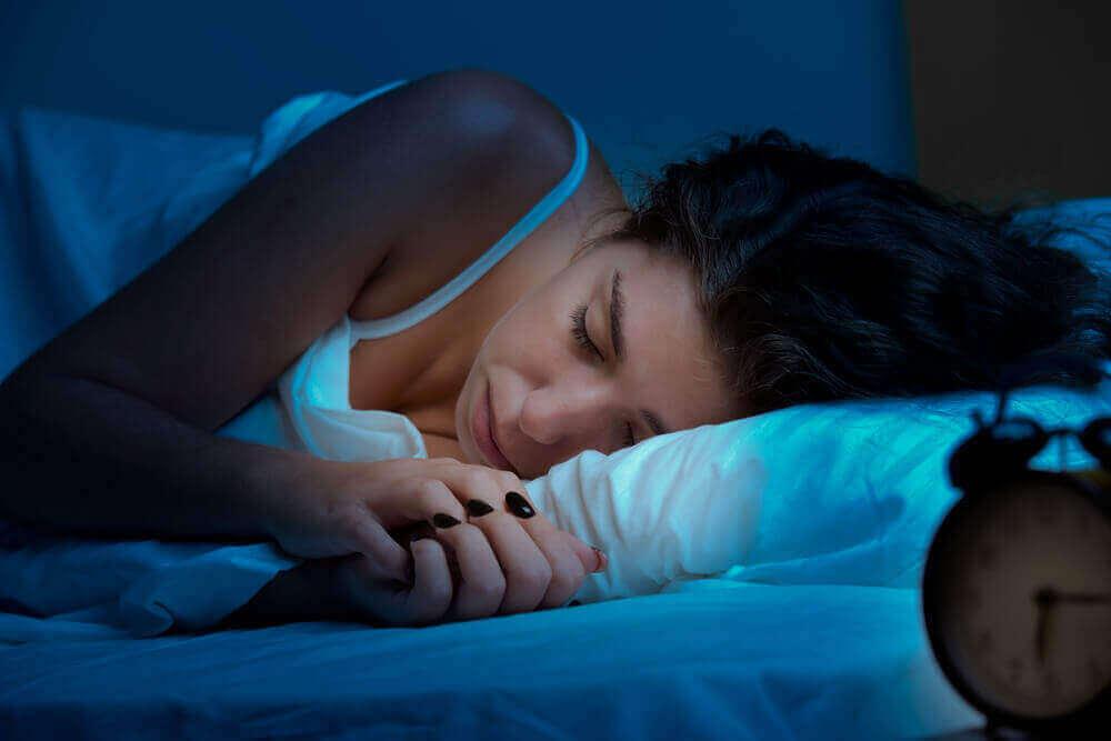 säätele melatoniinia, nuku paremmin